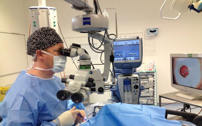 نقش بیهوشی در جراحی چشم چیست ؟