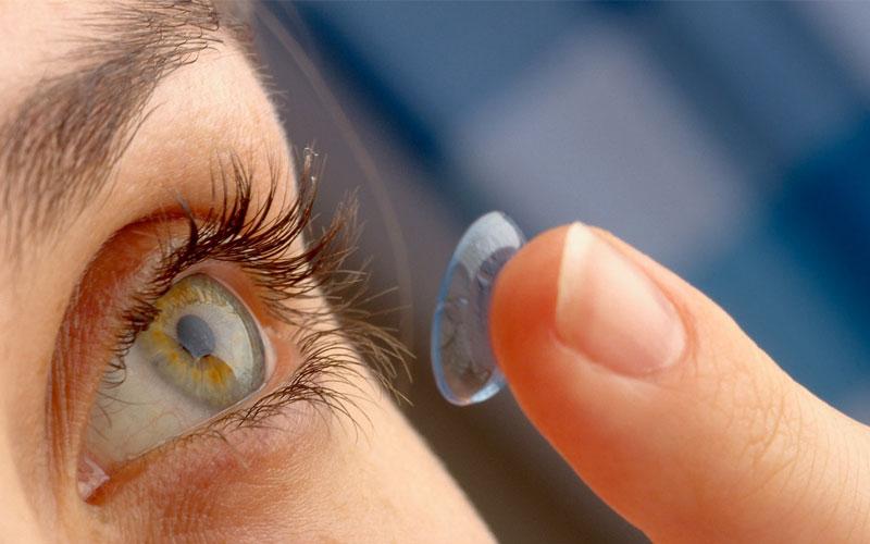 لنز تماسی چشم چه کاربردی دارد ؟