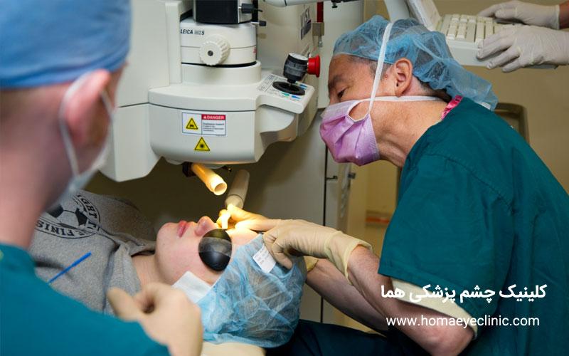 جراحی لیزیک برای چه افرادی مناسب است؟