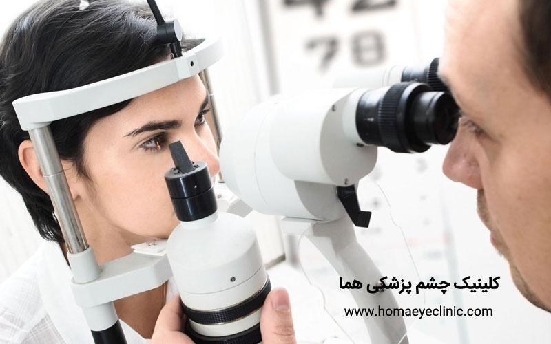 ضایعه عصب بینایی در اثر کم خون رسانی