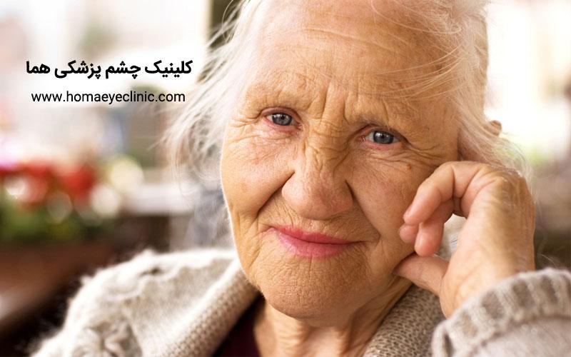 تغییرات چشمی در بیماری دیابت ( بیماری قند )
